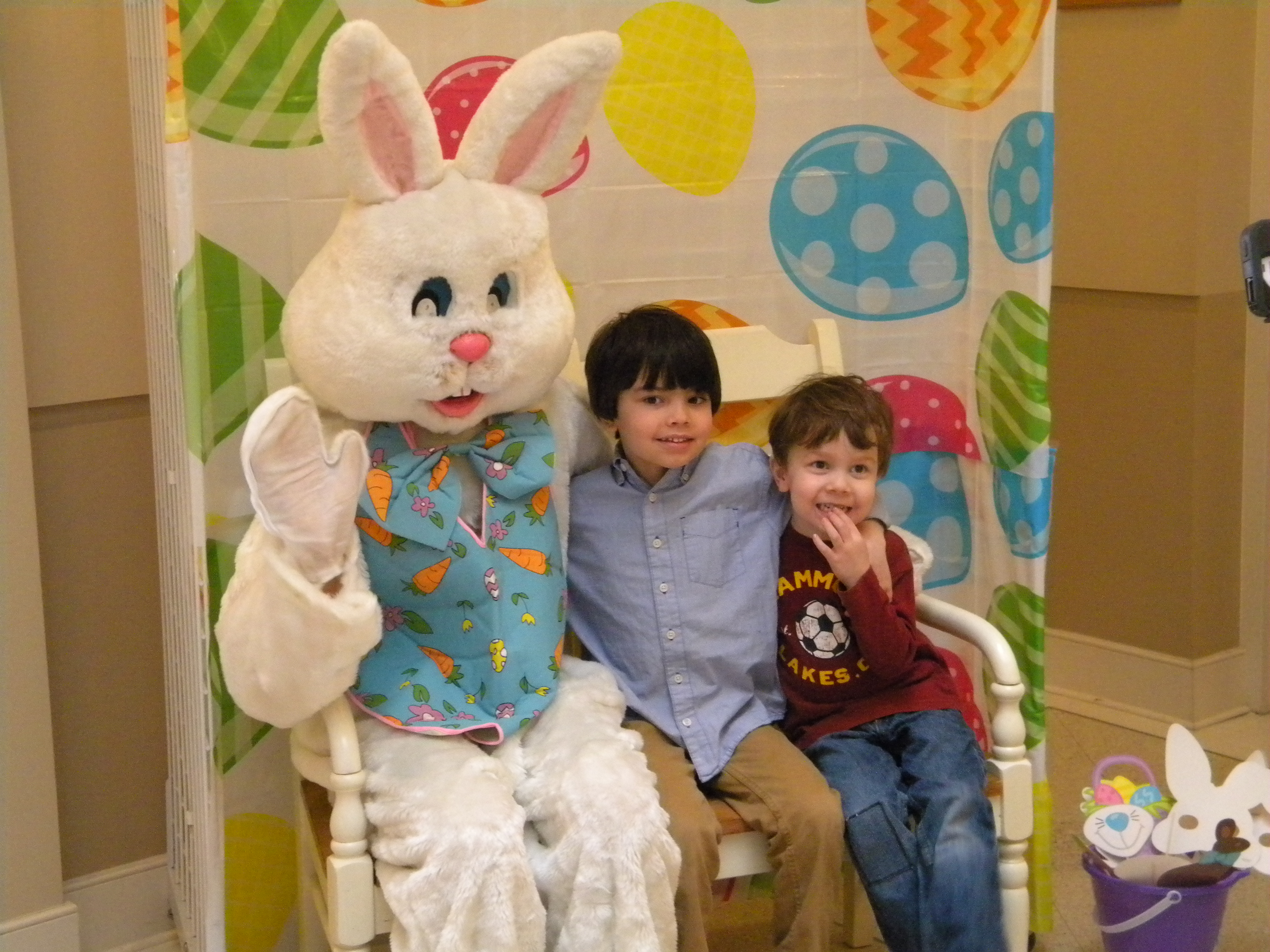 Easter Bunny (Creepy Uncle) Banged Her!